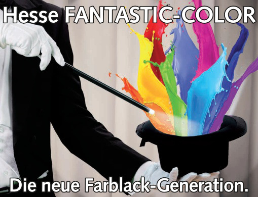 Hesse FANTASTIC-COLOR